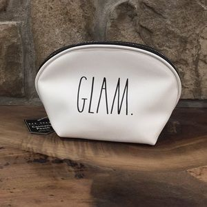 Rae Dunn GLAM. Cosmetics Bag
